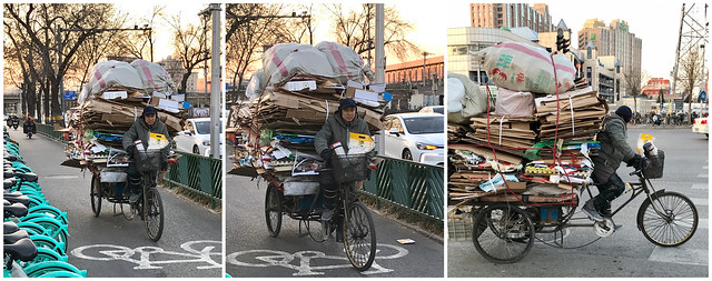 Recycling Cyclist