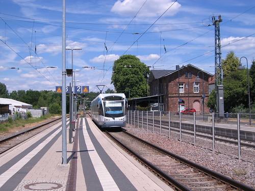 Kleinblittersdorf Saarbahn