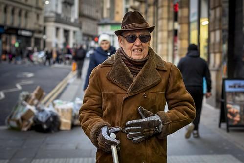 Hat, Coat, Gloves