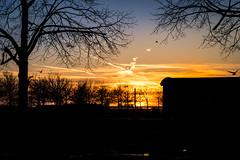 Sunsets and Sunrises 2020
