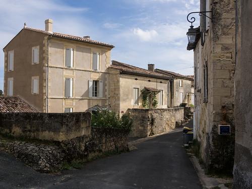 Street in Saint-Emilion