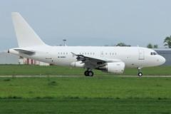 M-HHHH(cn 4650)Airbus A318-112CJ Kutus Ltd