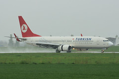 TC-JGT (cn 34417/2009)Boeing 737-8F2(WL)Turkish Airlines