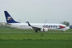 OK-TVB(cn 32362)Boeing 737-8CX Travel Service