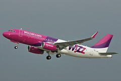 HA-LWR(cn 5604)Airbus A320-232(WL)Wizz Air