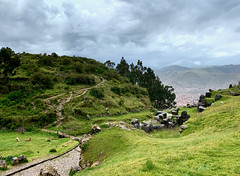 On the Hills Above Cusco