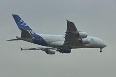 F-WWOW (cn 001)Airbus A380-841 Airbus Industrie