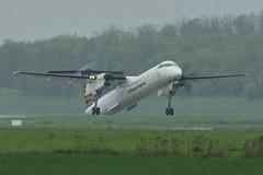 D-ADHC (cn 4045)De Havilland Canada DHC-8-402Q Dash 8 Lufthansa Regional (Augsburg Airways)