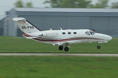 OE-FHA (cn 510-0081)Cessna 510 Citation Mustang GlobeAir AG