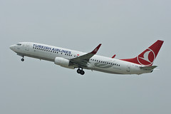 TC-JFO (cn 29777/309)Boeing 737-8F2(WL) Turkish Airlines