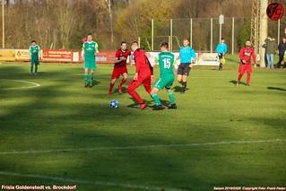 I. Herren vs GW Brockdorf