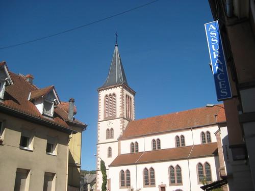 Kìrich Saint-Léger - Menschter