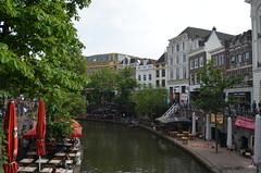 The canals of Utrecht IX