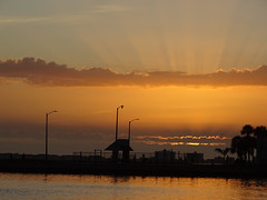 Gulfport Sunset