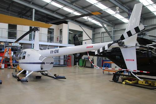 Robinson R44 VH-IDW Jandakot 27/09/19