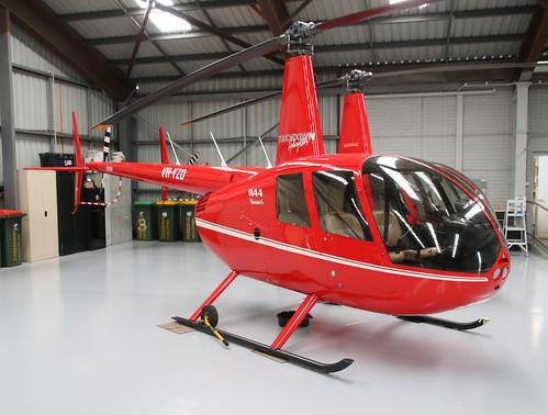 Robinson R44 VH-YZD Illawarra 05/10/19