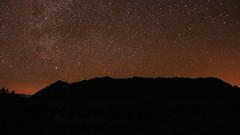 Starlight over the heart of Texas
