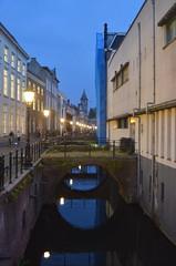 The canals of Utrecht XI