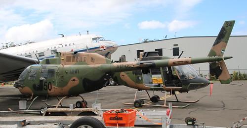 Bell 206 A17-050 Illawarra 05/10/19