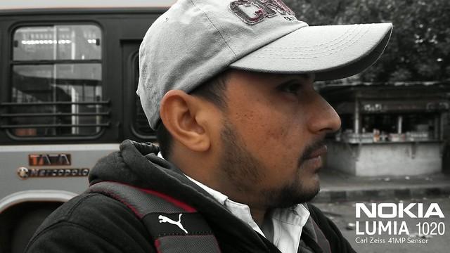 Capture with Nokia Lumia 1020 Refocus