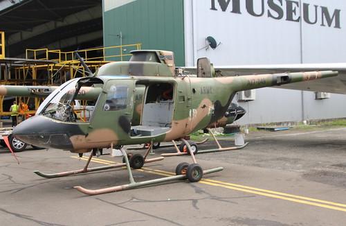 Bell 206 A17-049 Illawarra 05/10/19