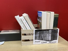 Franprix boîte livres - Photo of Villemomble