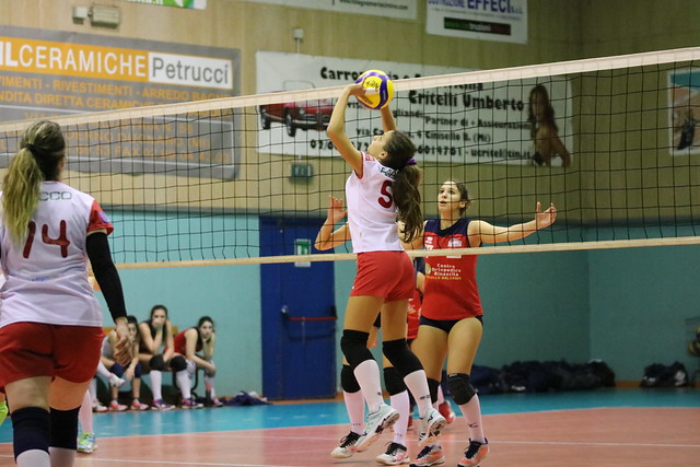 2^Div. U21 24 Gennaio 2020 Net Volley Cinisello - Bracco Pro Patria 3 - 1