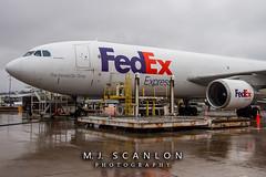 N725FD FedEx | Airbus A300B4-622R(F) | Memphis International Airport