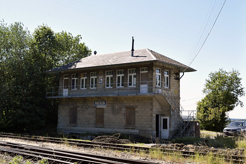 Raeren signal box