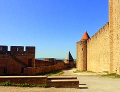 Carcassonne, Aude, France.