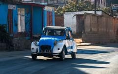 Citroen 2CV, Madagascar