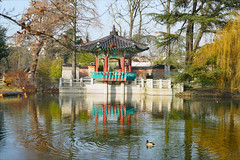 Le jardin de Séoul (Jardin d'acclimatation, Paris)