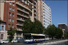 Heuliez Bus GX 317 – CAP Pays Cathare (Transdev) n°73008 / Tisséo n°7314 - Photo of Mondouzil