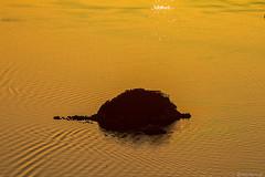 Le Ziglione au coucher de soleil
