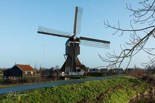 """Windmill """"Kleine Tiendweg"""""""