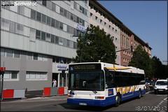 Heuliez Bus GX 317 – CAP Pays Cathare (Transdev) n°73022 / Tisséo n°7312 - Photo of Mondouzil