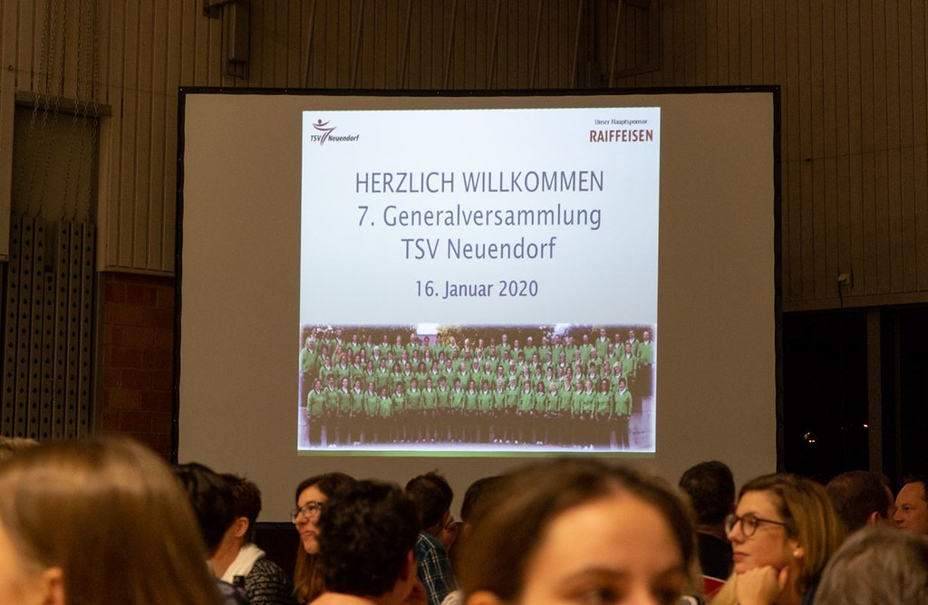 2020 7. Generalversammlung