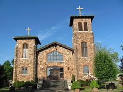 St. Agnes Catholic Church, Mena, Arkansas