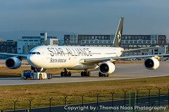 South African Airways, ZS-SNC