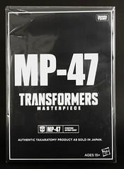 Transformers Masterpiece Hound MP-47