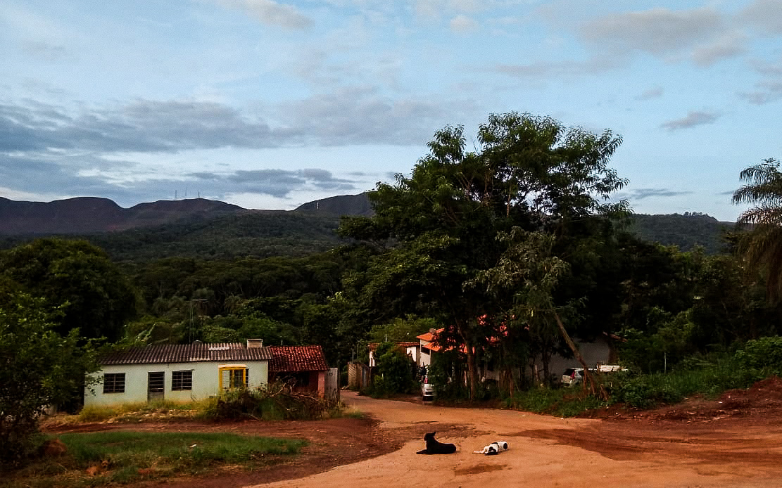 A desolate community. At least 49 families moved away from the small Córrego do Feijão village after the worst man-made disaster to ever hit Brazil | Atamaio Ferreira