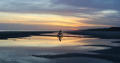 Sunrise, Sunset and Beach