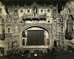 Interior view of Tampa Theatre
