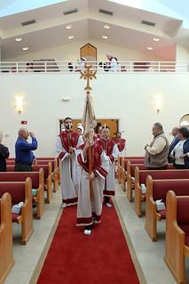 Badarak with Bishop Daniel January 26, 202-