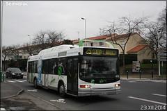 Heuliez Bus GX 217 GNV – Semitan (Société d'Économie MIxte des Transports en commun de l'Agglomération Nantaise) / TAN (Transports en commun de l'Agglomération Nantaise) n°416