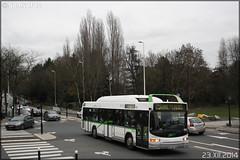 Heuliez Bus GX 217 GNV – Semitan (Société d'Économie MIxte des Transports en commun de l'Agglomération Nantaise) / TAN (Transports en commun de l'Agglomération Nantaise) n°422
