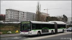 Heuliez Bus GX 427 GNV – Semitan (Société d'Économie MIxte des Transports en commun de l'Agglomération Nantaise) / TAN (Transports en commun de l'Agglomération Nantaise) n°279