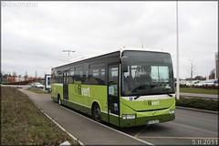 Irisbus Crossway – CAT – Connex Ligéria (Compagnie des Autocars de Touraine) (Veolia Transport) / Fil Vert n°119