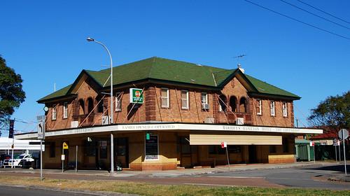 Woodey's Hamilton Hotel, Hamilton, Newcastle, NSW.