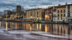 Quai Commandant Mages, Agde - Photo of Bessan